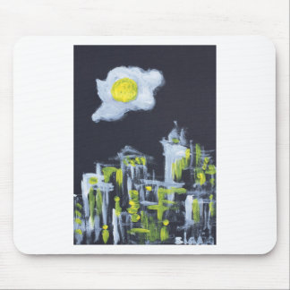 sunny side up mouse pad