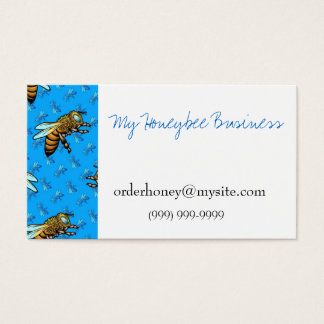 Sunny Skies and Zzoe business card