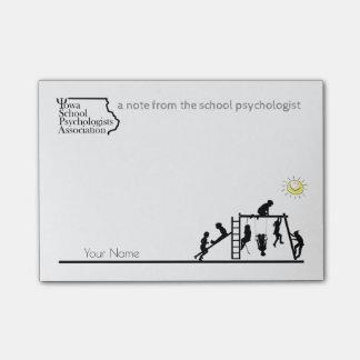 Sunny Skies Iowa School Psych. Assoc. Post-Its Post-it Notes