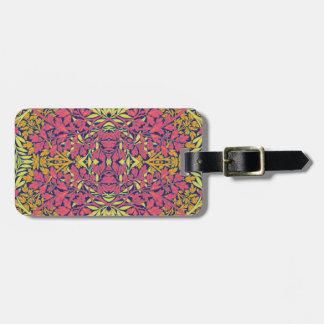 Sunny Slow Novo Morris Collection Luggage Tags