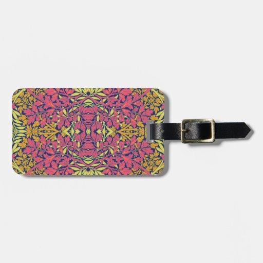 Sunny Slow : Novo Morris Collection Luggage Tags