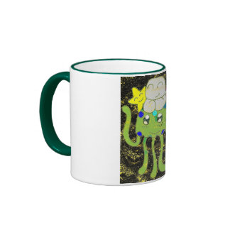 Sunny Star, Jellyfish and Turtle Friends Mug