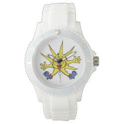 sunny star wristwatch