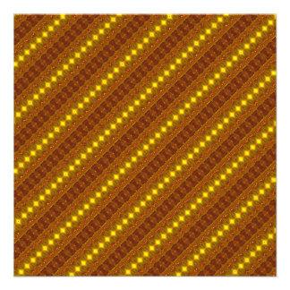 Sunny Stripes Invitation