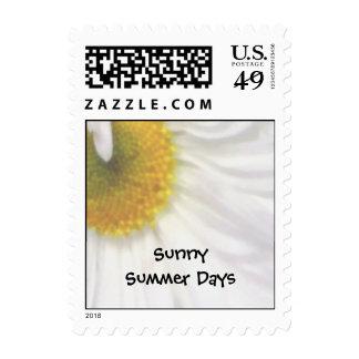 Sunny Summer Days Stamp