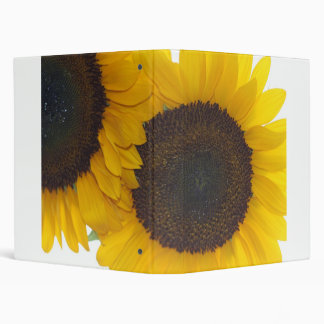 Sunny Sunflower Binder