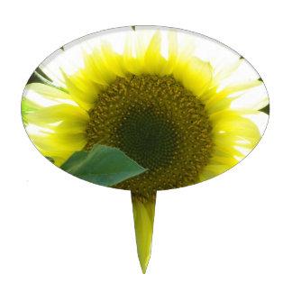 Sunny Sunflower Cake Topper