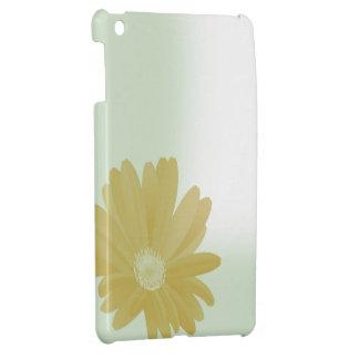 Sunny Sunflower in Green iPad Case