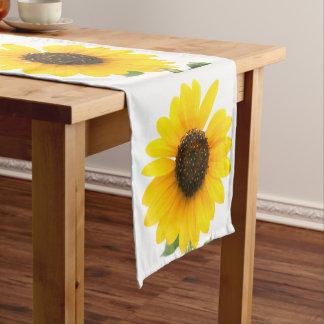 Sunny Sunflower Table Runner