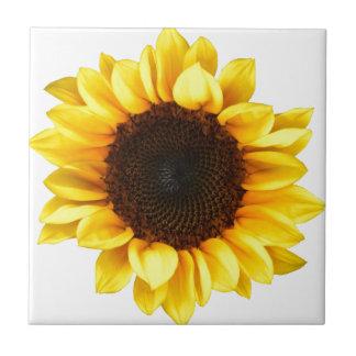Sunny Sunflower Tile
