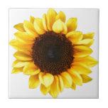 Sunny Sunflower Tiles