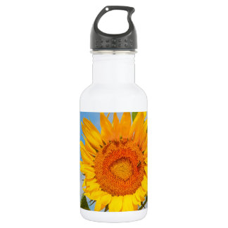 Sunny Sunflower Water botter 32 oz. Water Bottle