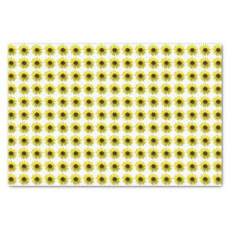 "Sunny Sunflowers 10"" X 15"" Tissue Paper"