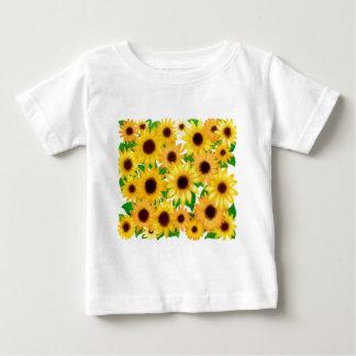 Sunny Sunflowers Shirt
