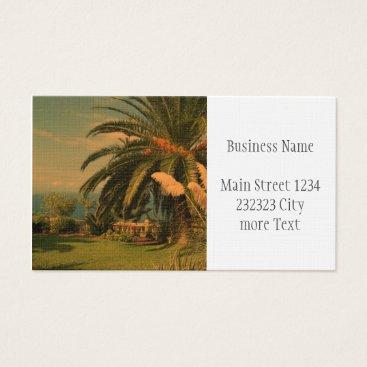 Beach Themed sunny Tenerife 2 Business Card