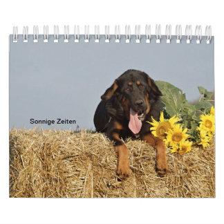 Sunny times calendar