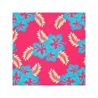 Sunny Tropics Canvas Print