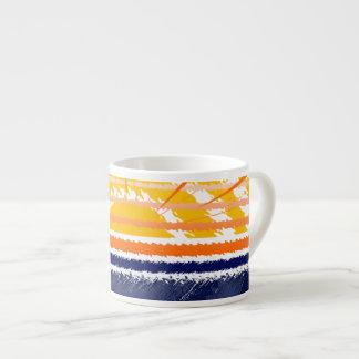 Sunny Universe | Customizable Espresso Cup