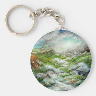 Sunny Valley Design Key Chains