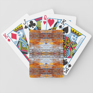 Sunny Water Playing Cards