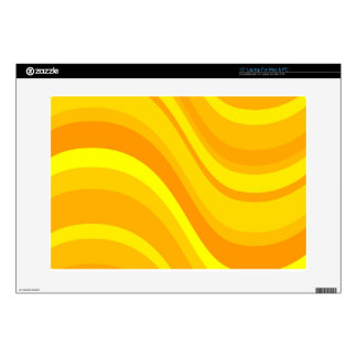 Sunny Wave Computer Skin Decals For Laptops