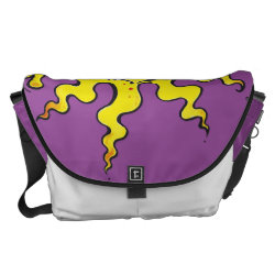 sunny wave courier bag