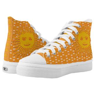 Sunny Ways High-Top Sneakers