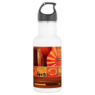 Sunny Weather 18oz Water Bottle