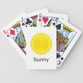 Sunny Weather Card Decks