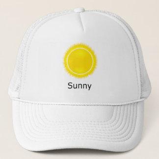 Sunny Weather Trucker Hat