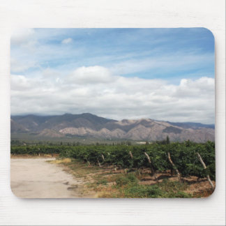 Sunny Winery Mouse Pad