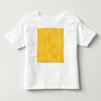 Sunny Yellow Abstract Design. T Shirt