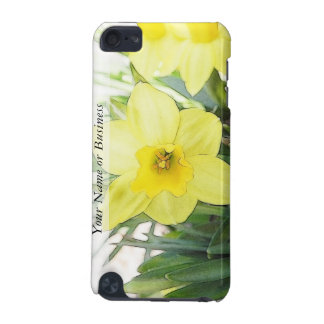 Sunny Yellow Daffodil iPod Touch 5G Cover
