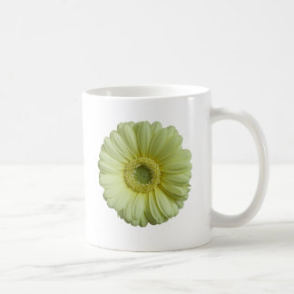 Sunny Yellow Gebera Flower Coffee Mug