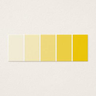 paint sample business cards & templates | zazzle