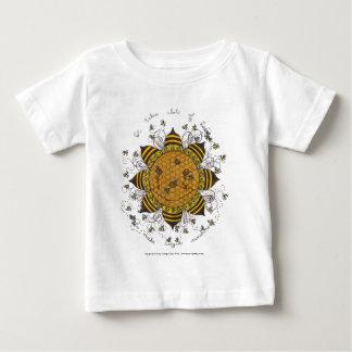 Sunnycomb - la camiseta del niño (blanca)
