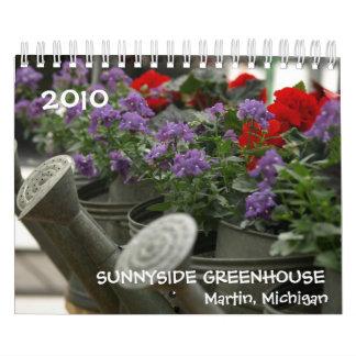 SUNNYSIDE GREENHOUSE, Martin, Michiga... Calendar