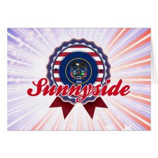 Sunnyside, UT Felicitaciones