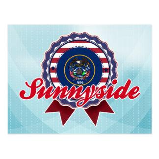 Sunnyside, UT Tarjeta Postal