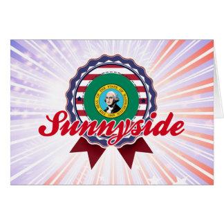 Sunnyside, WA Felicitaciones