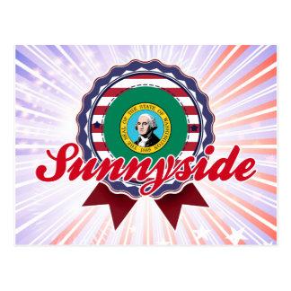 Sunnyside, WA Tarjeta Postal