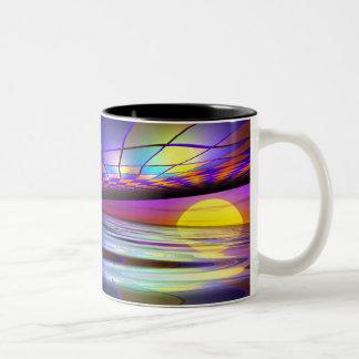 Sunopen Two-Tone Coffee Mug