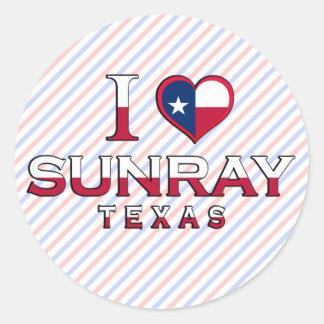 Sunray, Texas Stickers