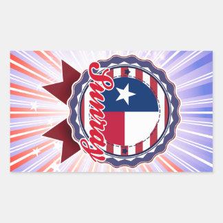 Sunray, TX Sticker