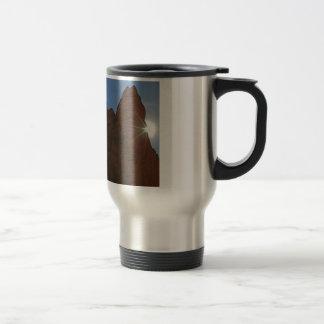 Sunrays and Sandstone Travel Mug