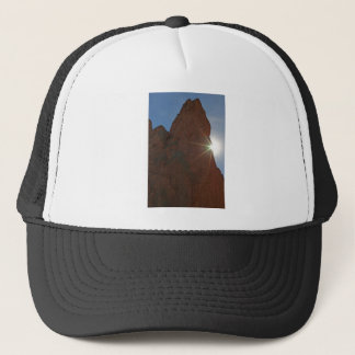 Sunrays and Sandstone Trucker Hat