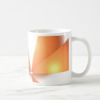 Sunrays Classic White Coffee Mug