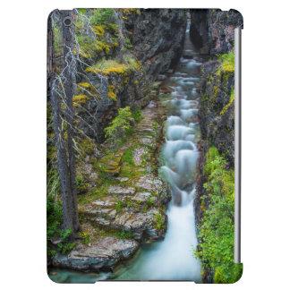 Sunrift Gorge In Glacier National Park, Montana 2 Case For iPad Air