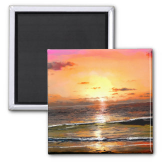 Sunrise #1 magnets