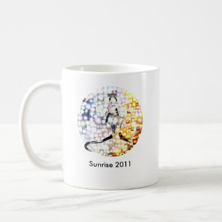 Sunrise 2011 - The Suns of the World for Japan Coffee Mug